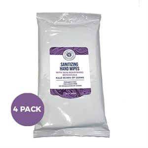 Picture of Sanitizing Hand Wipes- 30ct 4-Pack